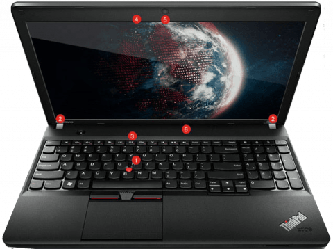 Lenovo ThinkPad EDGE E531-6885