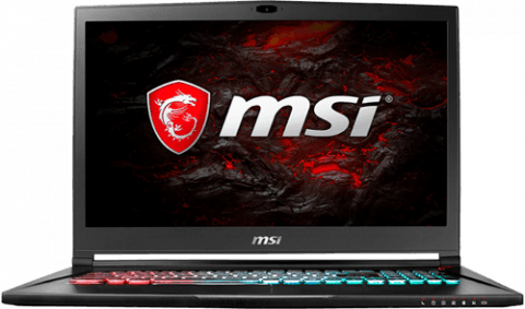 MSI STEALTH PRO GAMING GS73VR 7RF