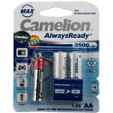 Camelion ALWAYSREADY AA2500ARBP2