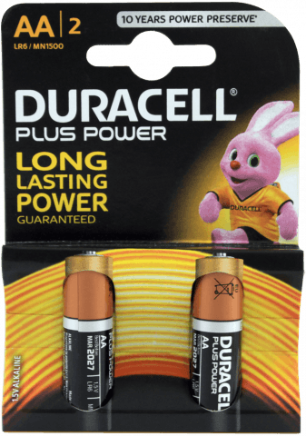 Duracell Copper Top LR6