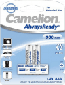Camelion ALWAYSREADY NH-AAA900ARBP2