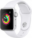 Apple SERIES 3 42MM SILVER ALUMINUM CASE