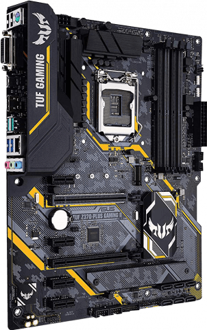 Asus GAMING II TUF Z370-PLUS