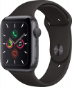 Apple 44MM SPACE GRAY ALUMINUM CASE SERIES 5