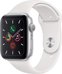 Apple 40MM SILVER ALUMINUM CASE SERIES 5