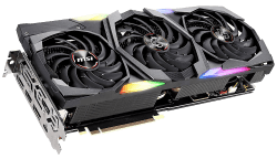 MSI GEFORCE RTX 2080TI GAMING TRIO