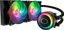 Coolermaster MASTERLIQUID ML240RS RGB