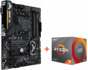 Asus TUF X470 PLUS GAMING + RYZEN 7 3800X