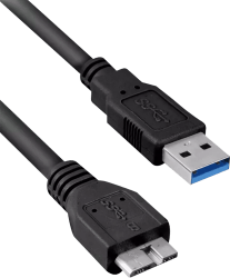 TYPE-A TO MICRO-B USB3.0
